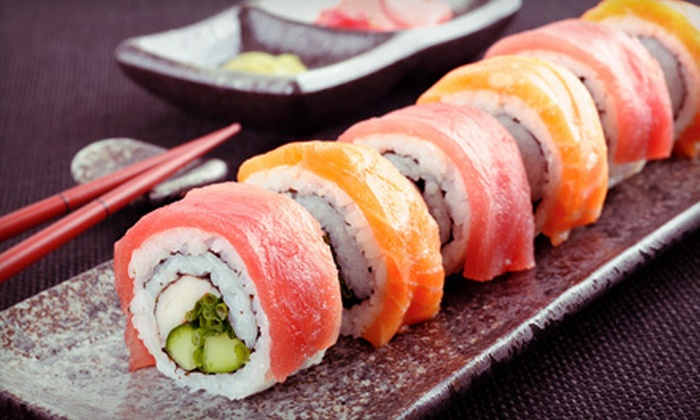Dahn Sushi - Stone Creek: $10 for $20 Worth of Sushi and Traditional Japanese Fare at Dahn Sushi in West Valley City