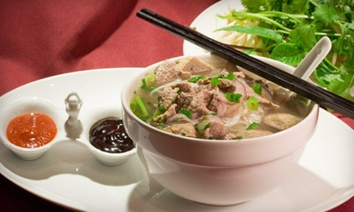 Co'm Dunwoody - Dunwoody: $12 for $20 ($25 if Redeemed Monday–Wednesday) Worth of Vietnamese Fusion Fare at Co'm Dunwoody