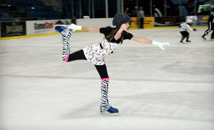 Admission for 2 to a Friday Night Ice, Including Skate Rentals - Nytex Sports Centre in North Richland Hills