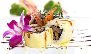Fugu: Wertgutschein über 30 oder 50 € anrechenbar auf Speisen und Getränke im Restaurant Fugu
