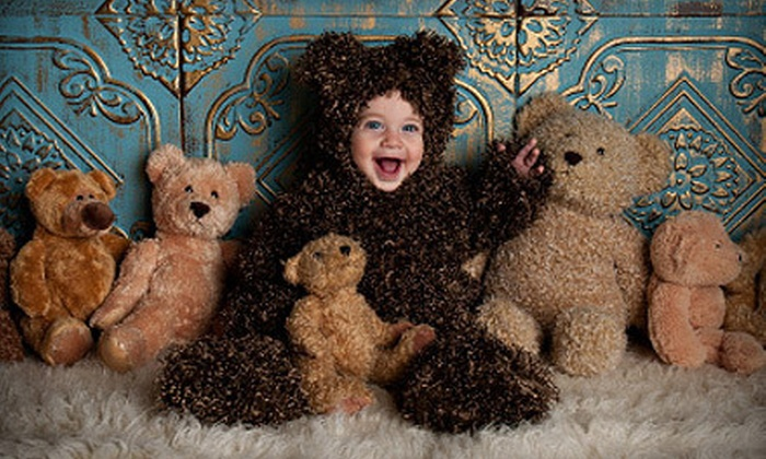 Janné Photographics - Liberty: $39 for Photo Shoot with Prints for Up to Four Kids or One High School Senior at Janné Photographics (Up to $445 Value)