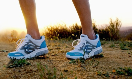 $49 for $100 Worth of Shock-Absorbing Footwear from Gravity Defyer