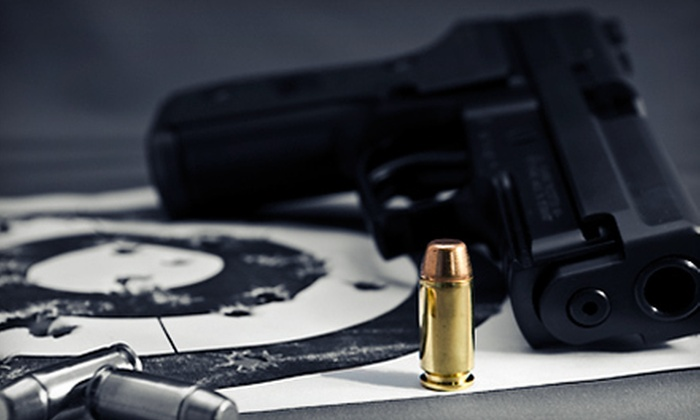 Elk Castle Shooting Sports - Fort Worth: One- or Two-Hour Shooting-Range Package with Gun Rental at Elk Castle Shooting Sports (Up to Half Off)