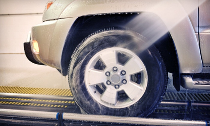 Soap N' Suds Auto Detailing - Southwest Waynedale: One or Two Interior-Exterior Car Washes with Hand Wax and Tire Dressing at Soap N' Suds Auto Detailing (Up to 51% Off)