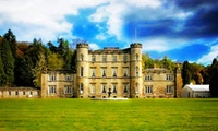 Midlothian: 1 Night For Two With Breakfast and Dinner at the 4* Melville Castle