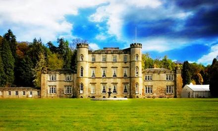 4* Castle Stay In Midlothian