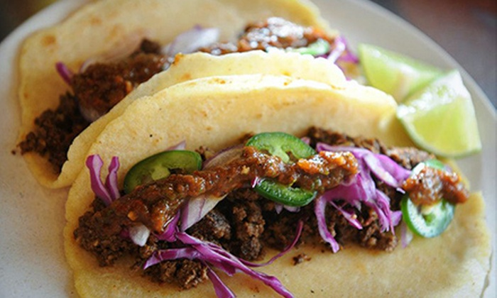 Taco Punk - Phoenix Hill: Gourmet Tacos for Two or Four at Taco Punk (Up to 45% Off)