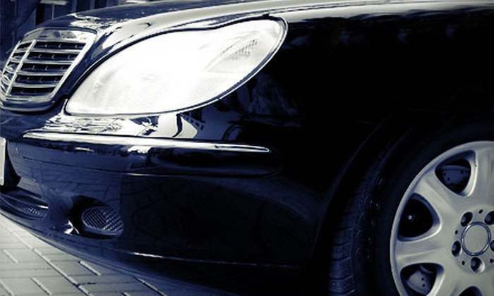 Embassy Autowash - Multiple Locations: Two or Four Platinum Car Washes at Embassy Autowash (46% Off). Choose from Five Locations.