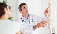 Broadgate Chiropractic Clinic: Consultation and Treatment for £16 (85% Off)