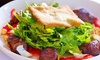 River City Grille - New York: Upscale American Cuisine for Two or Four or More at River City Grille (Up to 45% Off)