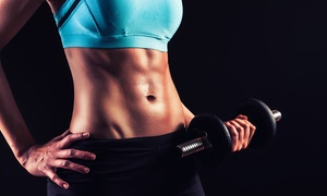 GR8 Body Fitness: 28-Day Weight-Loss Program at GR8 Body Fitness (Up to 77% Off)