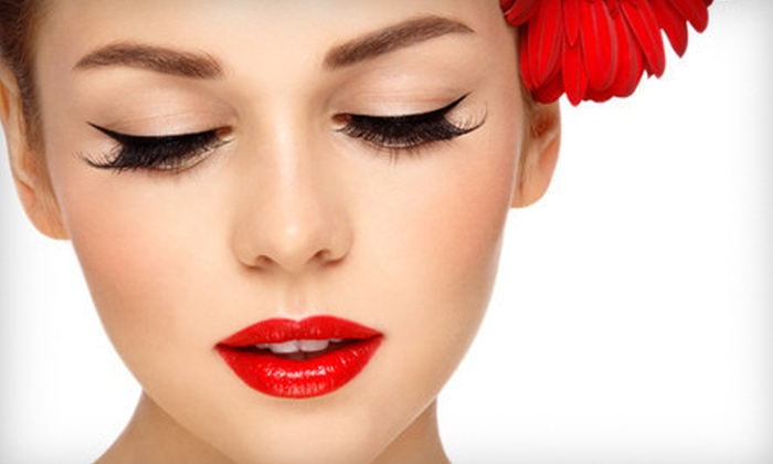 Alisa at Seasons of Skin Day Spa - Santa Rosa: Full Regular, Mink, or Glamour Eyelash Extensions from Alisa at Seasons of Skin Day Spa in Santa Rosa (Up to 64% Off)
