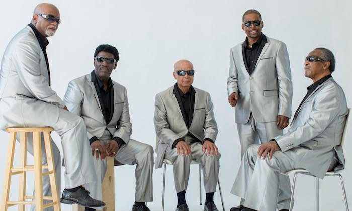 The Blind Boys of Alabama & The Dirty Dozen Brass Band - Tarrytown Music Hall: The Blind Boys of Alabama & The Dirty Dozen Brass Band on Friday, January 15, at 8 p.m.
