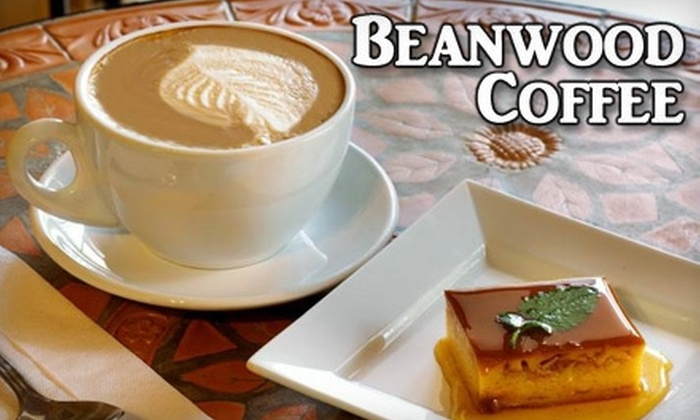 Beanwood Coffee - Central Jersey: $9 for $18 Worth of Coffee and Latin Bistro Fare at Beanwood Coffee in Bordentown