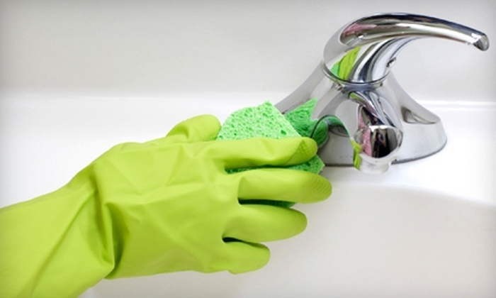 Lamar Cleaning - Downtown: $40 for Full-House Cleaning from Lamar Cleaning ($98 Value)