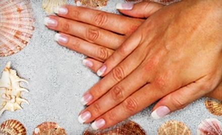 Beach Hut  Nails With A Tropical Twist! - Beach Hut  Nails With A Tropical Twist! in Pewaukee