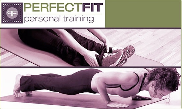 Perfect Fit Personal Training - Cow Hollow: $59 for Three One-Hour Personal Training Sessions