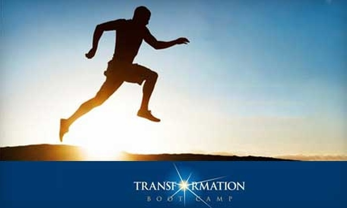 Transformation Boot Camp - Multiple Locations: $59 for a Four-Week, 12-Session Boot Camp at Transformation Boot Camp ($180 Value)