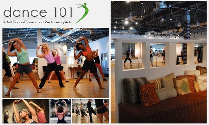 Dance 101 - Atlanta: Two Dance Classes at Dance 101