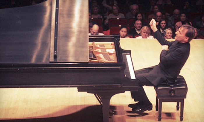 Santa Fe Concert Association - Downtown Santa Fe: Concert Outing to See Pianist Stephen Hough in Santa Fe on February 16 (Up to 54% Off). Four Options Available.