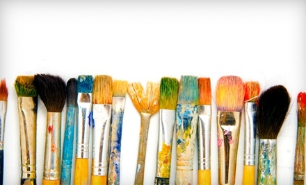 $20 Groupon to Plaza Artist Materials & Picture Framing - Plaza Artist Materials & Picture Framing in Nashville