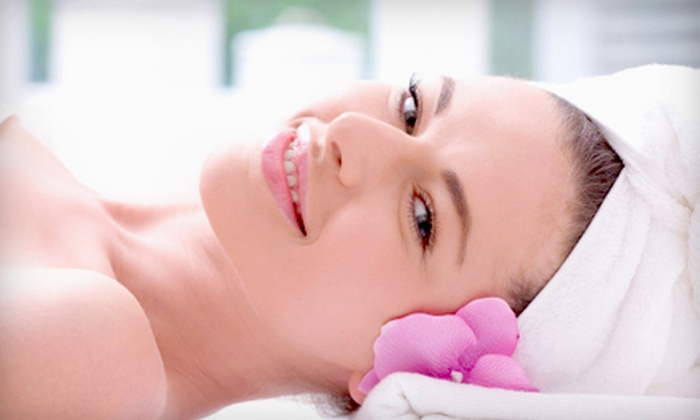 Elle: A Clinical Day Spa - Kent: $106 for a Holiday Spa Package with 80-Minute Facial and Microdermabrasion, 50-Minute Relaxation Massage, and Scalp Massage at Elle: A Clinical Day Spa ($265 Value)