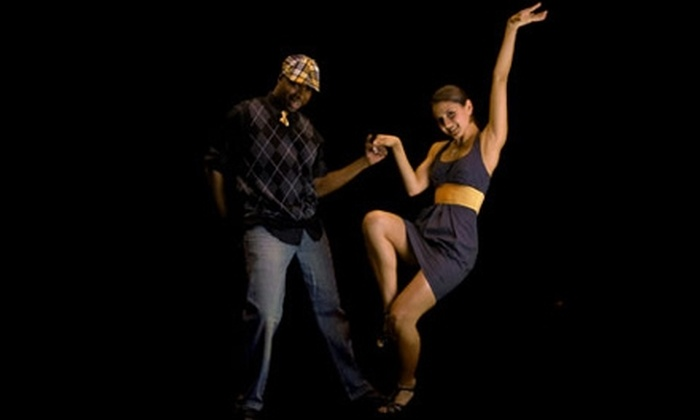 Toyman Arts & Entertainment - Multiple Locations: $80 for Two Couples Dance Classes ($160 Value) or $40 for Two Adult-Prom Tickets ($80 Value) at Toyman Arts & Entertainment