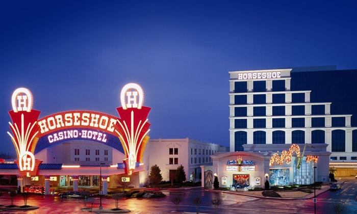 Horseshoe Casino and Hotel Tunica - Robinsonville, MS: Two-Night Stay at Horseshoe Casino and Hotel Tunica in Robinsonville, MS