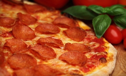 $20 Groupon to All Pro Pizza - All Pro Pizza in Visalia