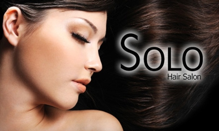 Solo Hair Salon - Downtown Halifax: $15 for a Men's Haircut ($30 Value) or $22 for a Women's Haircut and Blow-Dry ($45 Value) at Solo Hair Salon