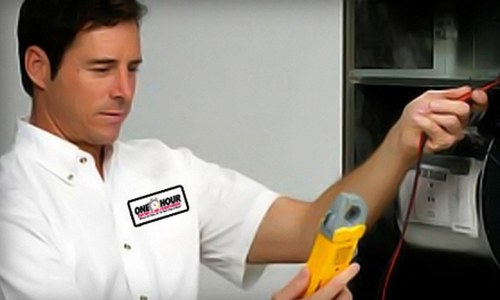 One Hour Air Conditioning & Heating - Dallas: $39 for a Winter Energy-Efficiency Tune-Up for Furnace from One Hour Air Conditioning & Heating ($99 Value)