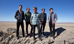 Collective Soul: Collective Soul Ticket Plus Digital Download of New Album (Exclusive Presale) on October 26 (Up to 7% Off)