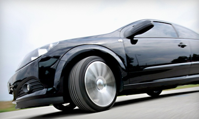 Alarms Etc. - University: $94 for a Five-Window Car or Truck Tinting Package at Alarms Etc. ($187.99 Value)
