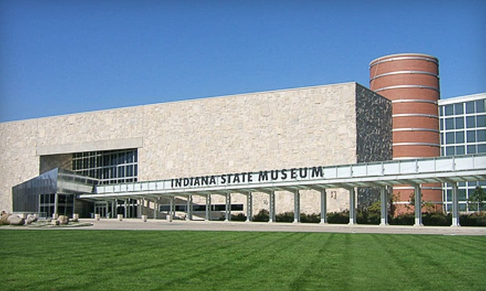 Indiana State Museum - Central Indianapolis: Outing for Two or Four at the Indiana State Museum