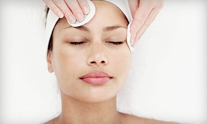 Aesthetics Institute - Hosford - Abernethy: Two or Four Basic Refresher Facials at Aesthetics Institute (Half Off)