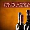 55% Off from Vino Aquino