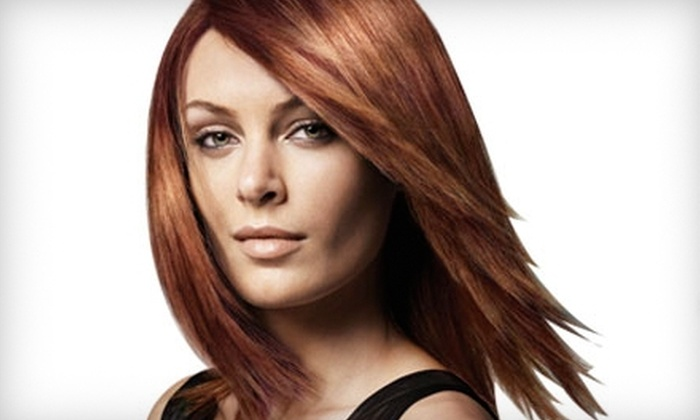 Trendsetters Salon and Spa - Elgin: $50 for $110 Worth of Hair Services at Trendsetters Salon and Spa in Elgin