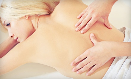 1-Hour Luxury Deep-Tissue Massage for 1 Person (a $120 value) - Lux Fitness Spa in Sugar Land