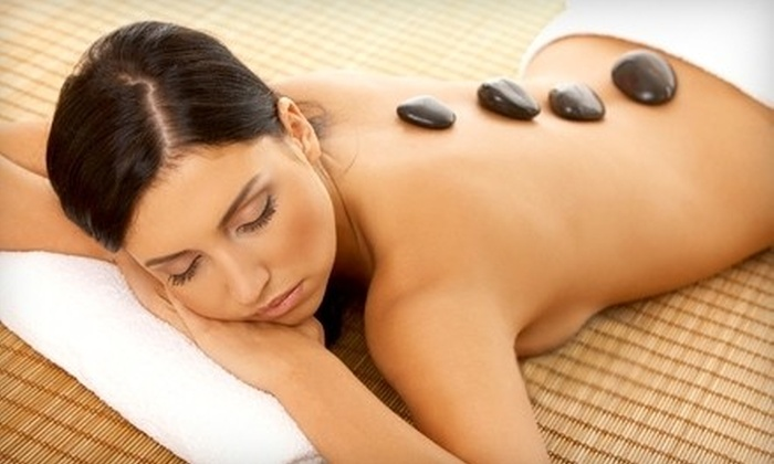 Quiescence Day Spa - Petaluma: Hot-Stone or Essential-Oil Massage at Quiescence Day Spa (Half Off)