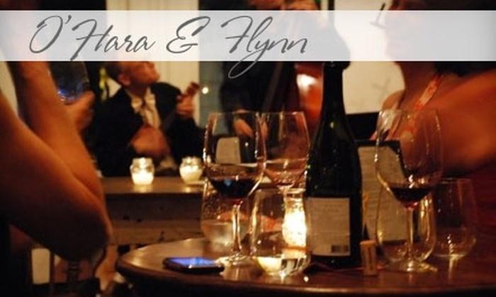 O'Hara & Flynn - Downtown: $15 for $30 Worth of Gourmet Wines and Cheeses at O'Hara & Flynn