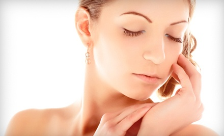 Dermalogica Signature Facial With Microdermabrasion and a Gold Collagen Mask - Blue Lotus Spa in Naples