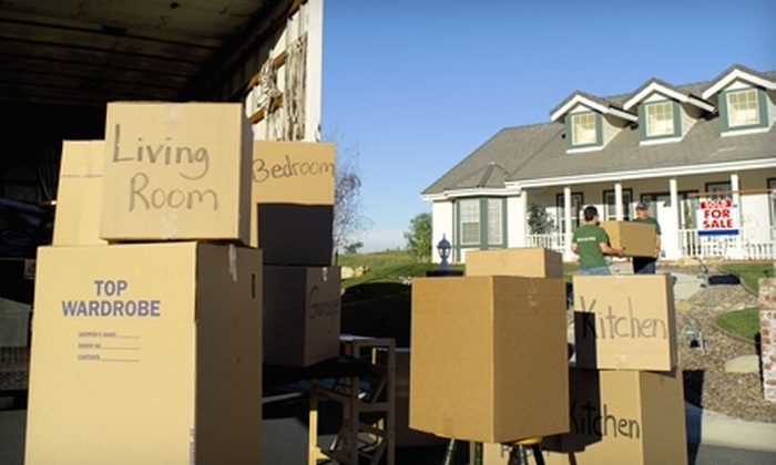 Gainesville Moving, LLC - Gainesville: $125 for Two Hours of Moving Services from Gainesville Moving, LLC (Up to $300 Value)