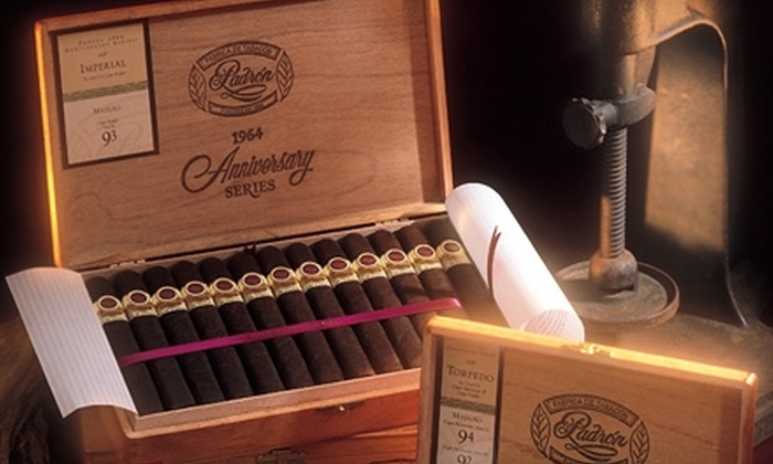 Three J's C-Cigar Emporium - Davie: Cigar Sampler Packs at Three J's C-Cigar Emporium