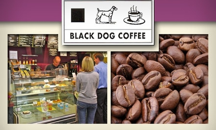 Black Dog Coffee - Mid-Wilshire: $10 for $20 Worth of Drinks & Bites at Black Dog Coffee