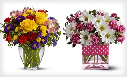 $40 Groupon to The Flower Place - The Flower Place in New Castle