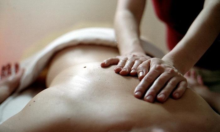 Vibrant Breath Massage & Yoga - Asheville: Up to 53% Off Swedish Massage at Vibrant Breath Massage & Yoga