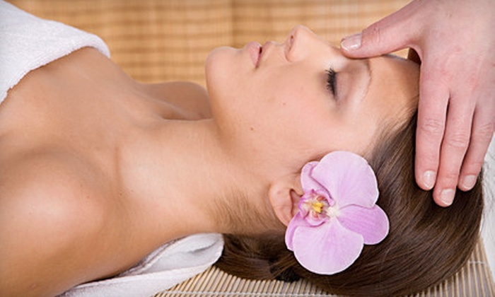 NamasDay Wellness Center - Belridge,Wilburton: Massages or Facial Packages at NamasDay Wellness Center in Bellevue (Up to 59% Off). Three Options Available.