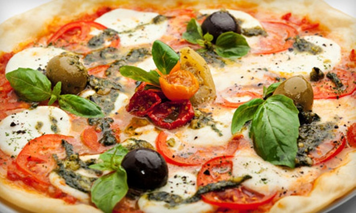 The Gathering Place Wood-Fired Oven - Lutz: Fusion Fare at The Gathering Place Wood-Fired Oven in Lutz (Up to 55% Off). Two Options Available.