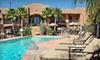 La Posada Lodge and Casitas - Tucson: $49 for a One-Night Stay and $30 Toward New Latin American Cuisine at La Posada Lodge and Casitas ($123.50 Value)