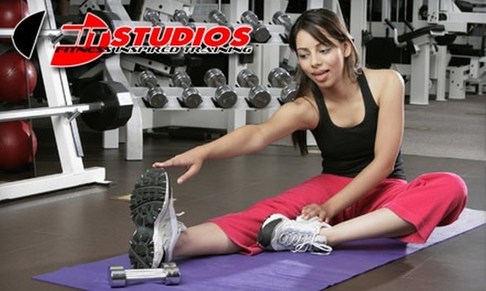 Fitness Inspired Training Studios - South Salem: $39 for a Four-Week Fitness Boot Camp at Fitness Inspired Training Studios ($85 Value)